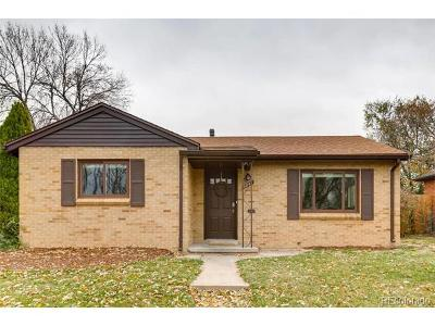 Park Hill, Parkhill Single Family Home Active: 3244 Olive Street