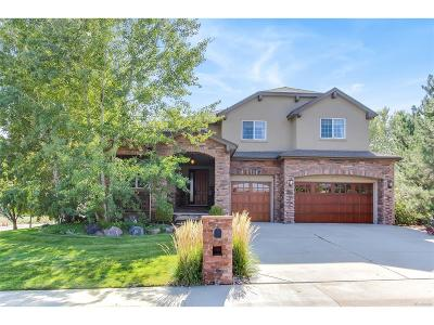 Longmont Single Family Home Under Contract: 1817 Wasach Drive