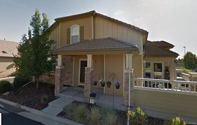 Highlands Ranch Condo/Townhouse Under Contract: 8935 Tappy Toorie Circle