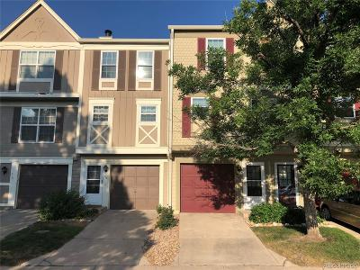 Denver Condo/Townhouse Active: 1811 South Quebec Way #88