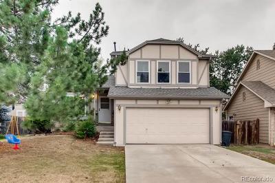 Castle Rock Single Family Home Active: 5319 East Courtney Avenue