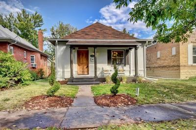 Denver Single Family Home Active: 780 South Logan Street