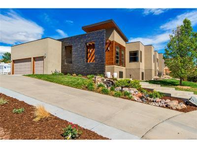 Littleton Single Family Home Active: 11963 West Belmont Drive