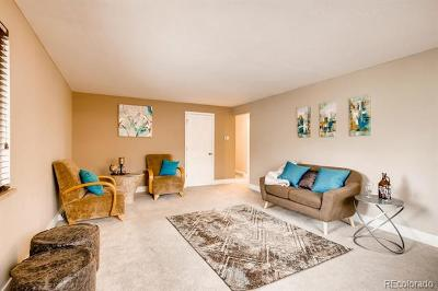 Denver Condo/Townhouse Active: 3938 Osceola Street