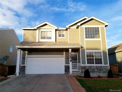 Commerce City Single Family Home Active: 11065 Eagle Creek Parkway