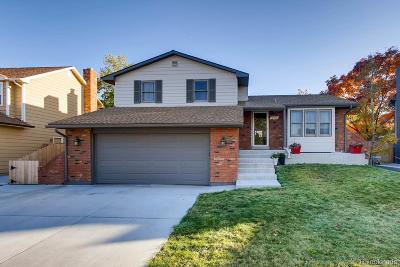 Single Family Home Under Contract: 13078 West Saratoga Place