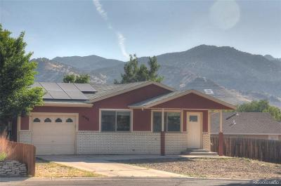 Salida Single Family Home Under Contract: 1309 Angelview Circle