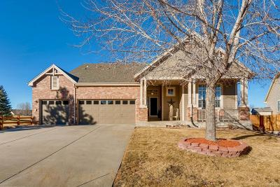 Parker Single Family Home Under Contract: 11571 Terrawood Court