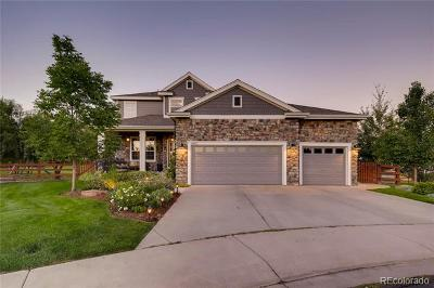 Broomfield Single Family Home Active: 4401 Fireweed Trail