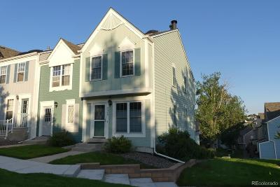 Littleton Condo/Townhouse Under Contract: 9509 West Ontario Drive
