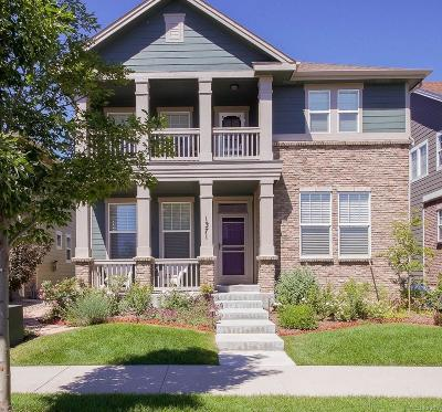Aurora Single Family Home Under Contract: 1371 South Duquesne Circle