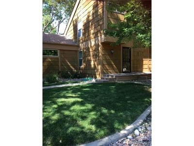 Littleton Single Family Home Active: 10251 West Ida Avenue #148