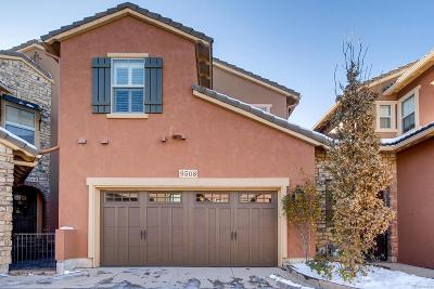 Highlands Ranch Condo/Townhouse Active: 9508 Pendio Court