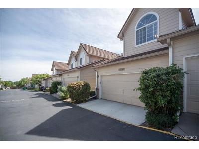 Littleton Condo/Townhouse Active: 5950 South Jellison Street #E
