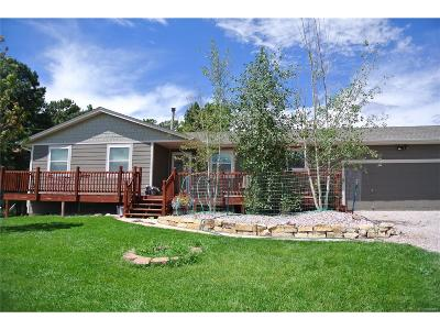 Kiowa CO Single Family Home Active: $409,000