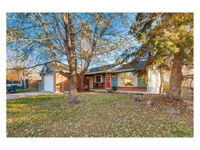 Arvada Single Family Home Active: 8634 West 65th Place