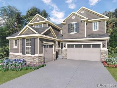 Parker Single Family Home Active: 9521 Market Drive