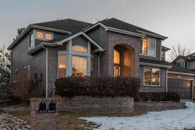 Arvada Single Family Home Under Contract: 16292 West 66th Circle