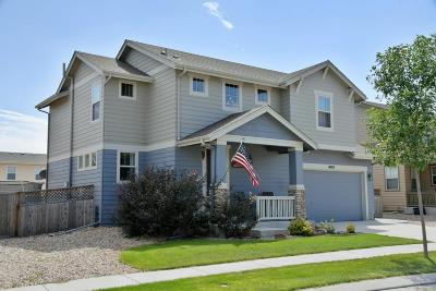 Commerce City Single Family Home Active: 16012 Village Circle