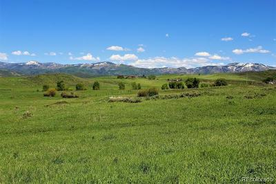 Steamboat Springs Residential Lots & Land Active: Cc Way