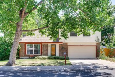 Cotton Creek Single Family Home Under Contract: 4589 West 110th Circle