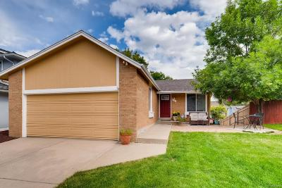 Englewood Single Family Home Under Contract: 5764 South Lansing Way