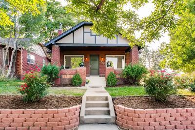 Denver Single Family Home Active: 3259 North Elizabeth Street