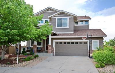 Highlands Ranch Single Family Home Under Contract: 3137 Braeburn Place