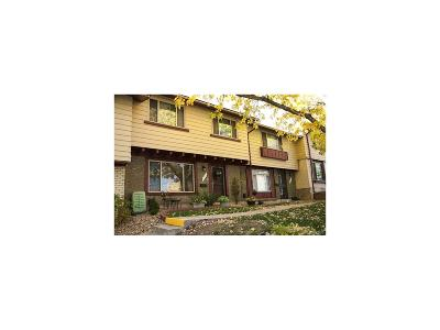Lakewood Condo/Townhouse Active: 452 South Carr Street