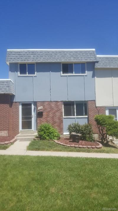 Thornton Condo/Townhouse Active: 1035 Milky Way #211