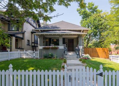 Denver Single Family Home Active: 1777 High Street