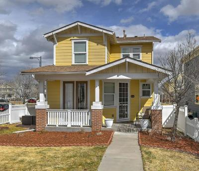 Denver Single Family Home Active: 2756 Akron Street