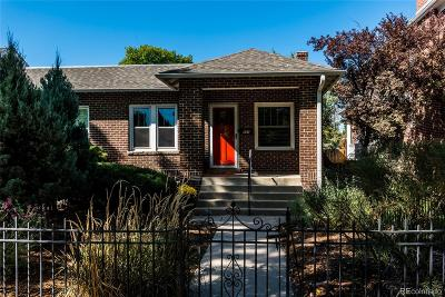 Condo/Townhouse Under Contract: 581 North Humboldt Street