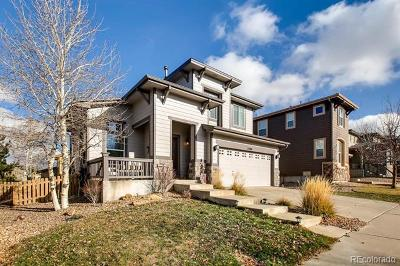 Highlands Ranch Single Family Home Active: 5504 Fullerton Circle