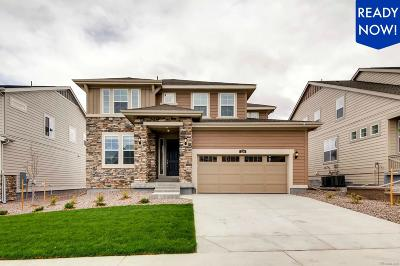 Castle Pines CO Single Family Home Active: $593,500