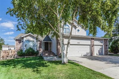 Loveland Single Family Home Active: 3891 Drake Court