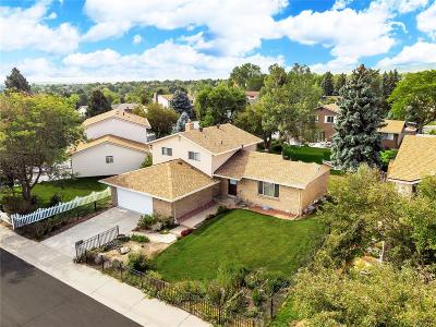 Lakewood Single Family Home Active: 1267 South Routt Way