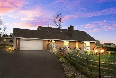 Arapahoe County Single Family Home Active: 17550 East Hinsdale Avenue