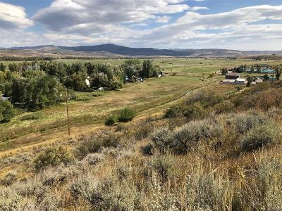 Residential Lots & Land Active: 39675 County Road 37