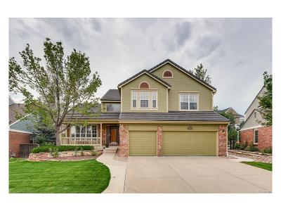 Highlands Ranch Single Family Home Under Contract: 3350 Meadow Creek Place