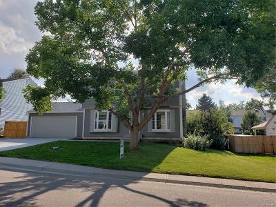 Morrison Single Family Home Active: 4733 South Vivian Court
