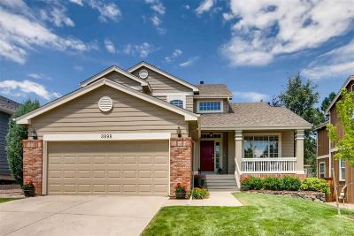 Highlands Ranch Single Family Home Active: 3898 Mallard Street