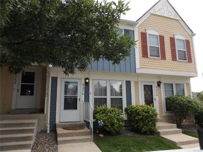 Littleton Condo/Townhouse Under Contract: 9270 West Ontario Drive