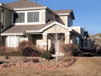 Castle Pines Condo/Townhouse Under Contract: 7536 Pineridge Trail