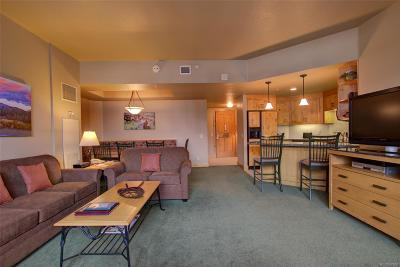 Steamboat Springs Condo/Townhouse Active: 2300 Mt. Werner Circle 352 Qiv #Unit 352