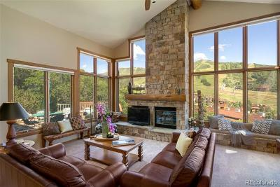 Steamboat Springs Condo/Townhouse Active: 1770 River Queen Lane
