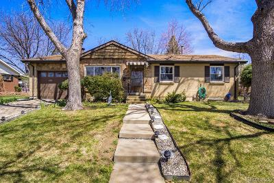 Aurora Single Family Home Under Contract: 946 Dearborn Street
