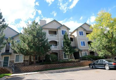 Littleton Condo/Townhouse Active: 8374 South Holland Way #203