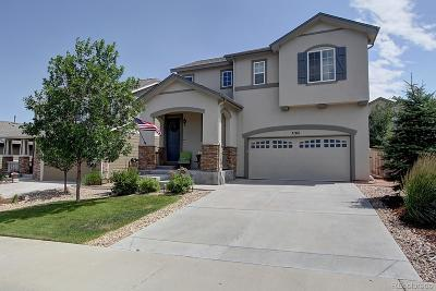 The Meadows Single Family Home Under Contract: 3160 Black Canyon Way
