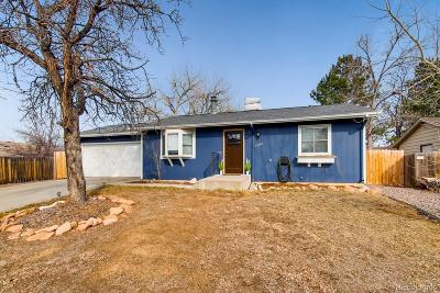 Broomfield Single Family Home Active: 13180 Grove Way